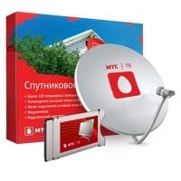 Комплект Спутникового телевидения МТС c CAM модулем CI