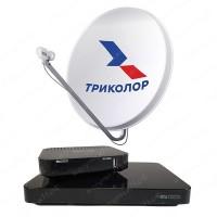 Комплект для приема спутникового телевидения Триколор ТВ на 2 телевизора