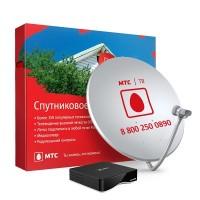 Комплект Спутникового телевидения МТС – Линейный